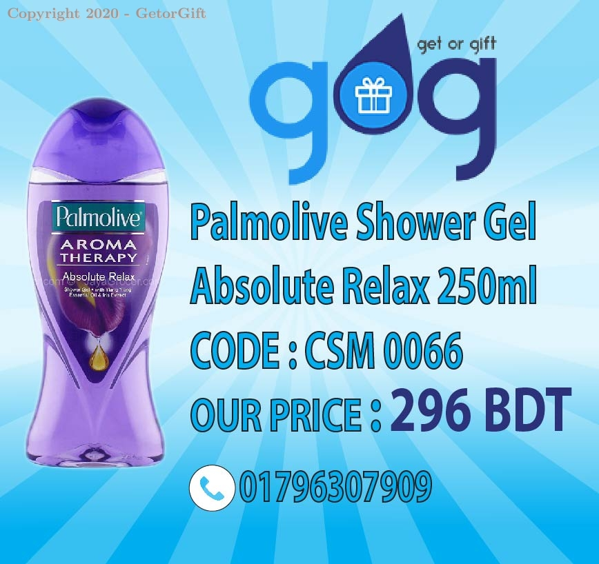 Palmolive Shower Gel Absolute Relax 250ml